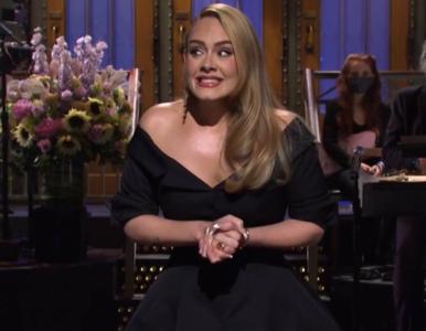 Adele pojawiła się na imprezie po rozdaniu Oscarów. Gwiazda wyglądała...