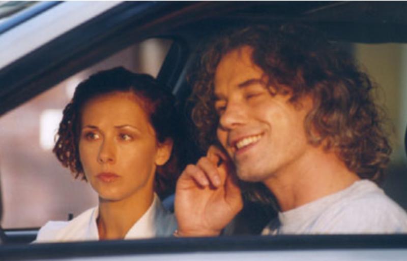 O jakiej specjalizacji marzyła Monika, w postać której wcielała się Jolanta Fraszyńska?