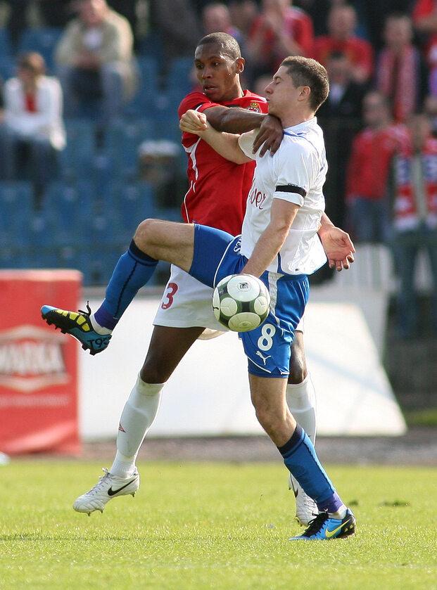 Robert Lewandowski i Marcelo