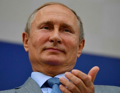 """Władimir Putin w amerykańskiej telewizji: """"Nie ode mnie zależy, czy..."""