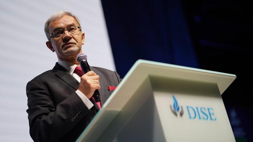 Jerzy Kwieciński, prezes PGNiG na VI Kongresie Energetycznym we Wrocławiu