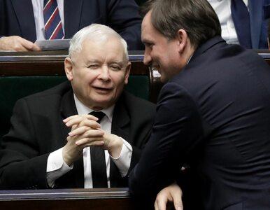 """Morawiecki i Ziobro ścierają się o Kaczyńskiego. """"W uchu prezesa..."""