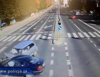 Zignorował znaki drogowe. Stracił prawo jazdy