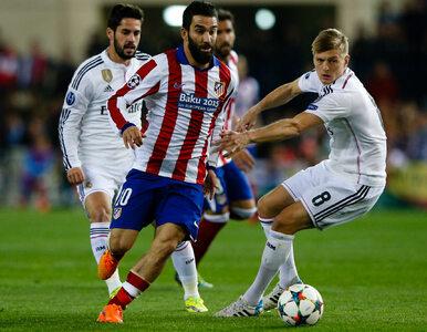 NA ŻYWO: Real Madryt - Atletico Madryt