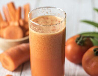 5 właściwości soku z marchwi. Od dzisiaj miej go zawsze w lodówce!