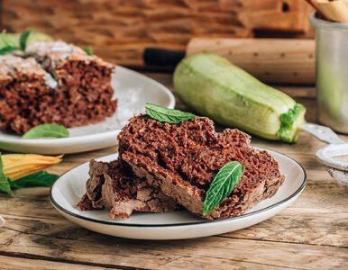 Jak zrobić ciasto z... cukinii? Zaskakujący przepis na zdrowy deser