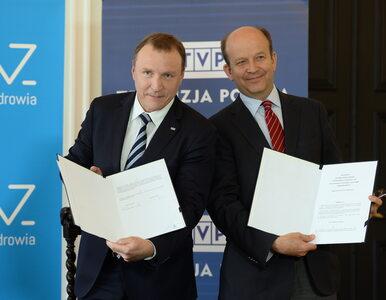 Współpraca TVP z Ministerstwem Zdrowia. Wyznaczono wspólne cele
