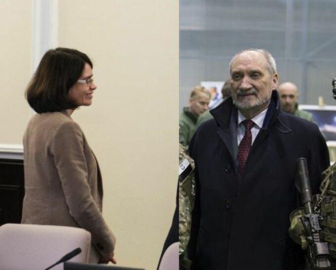 Streżyńska vs Macierewicz