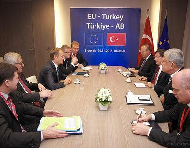 Szczyt Turcja-UE. Ankara chce więcej niż 3 mld euro, bo więcej oferuje