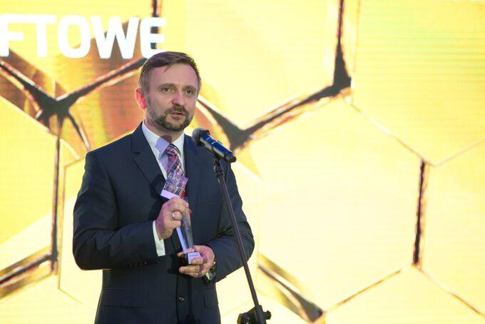 Robert Perkowski — wiceprezes zarządu ds. operacyjnych PGNIG