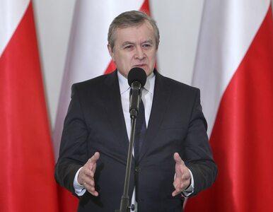 Kluby opozycji poprą wniosek o odwołanie ministra kultury Piotra Glińskiego