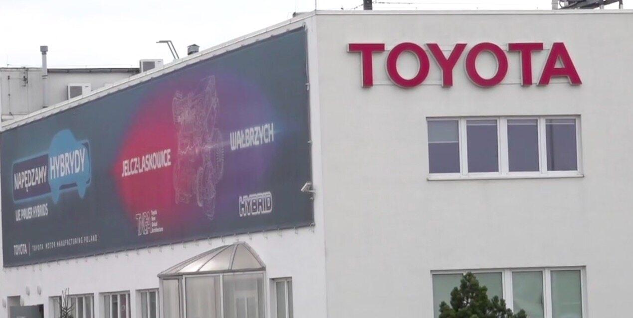 Fabryka Toyoty