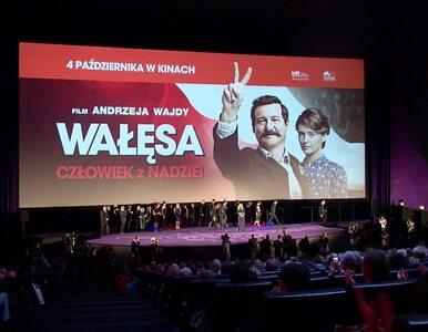 """Więckiewicz: Oscar dla """"Wałęsy""""? Daleka droga..."""