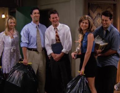"""Quiz z serialu """"Przyjaciele""""! Pytamy o 3. odcinek drugiego sezonu..."""