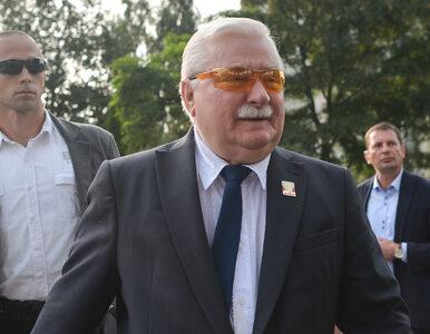 Polityk PiS obraził Wałęsę na Twitterze. Cięta riposta byłego prezydenta