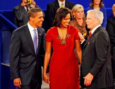 Żona Obamy pokona żonę McCaina?