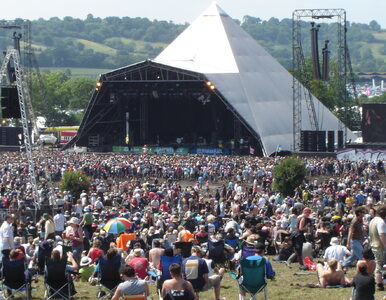 """Glastonbury Festival 2020 odwołany. """"Jest to jedyna możliwa opcja"""""""
