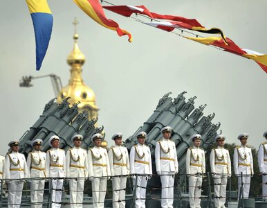 Wielka defilada w Petersburgu. Putin prezentuje potęgę rosyjskiej...