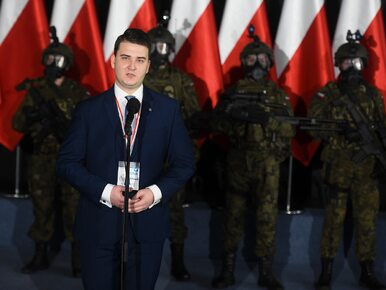 """""""SE"""": Bartłomiej Misiewicz wraca do pracy"""
