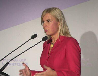 Elżbieta Bieńkowska zapewnia: Nie wybieram się do żadnych wyborów