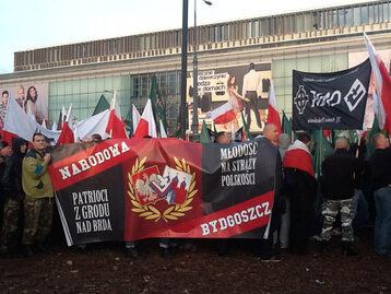 Święto Niepodległości w Warszawie cz. 2