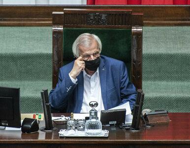 Wniosek o odwołanie wicemarszałka Sejmu. Ryszard Terlecki podał datę
