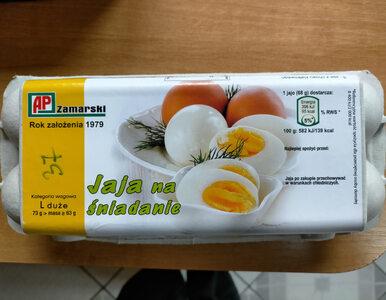 Uwaga na te jajka! GIS ostrzega przed salmonellą na skorupkach