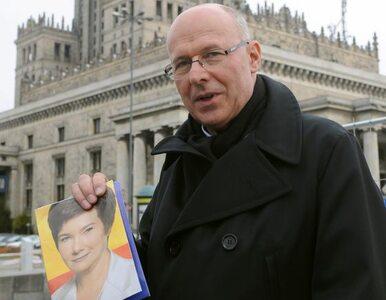 """Gronkiewicz-Waltz, Olejniczak i Bielecki po debacie. """"Pan jest..."""