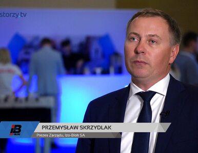 Konferencja WallStreet 20: Przemysław Skrzydlak - Prezes Zarządu,...