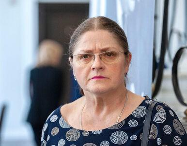Krystyna Pawłowicz drwi: Dajcie może coś z czasów, gdy byłam w żłobku
