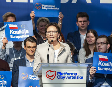 Ewa Kopacz objęła ważne stanowisko w Parlamencie Europejskim