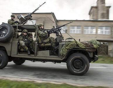 """""""Financial Times"""": Szpica NATO zbyt słaba w konflikcie z Rosją"""