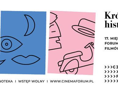 Znamy hasło i grafikę 17. CINEMAFORUM