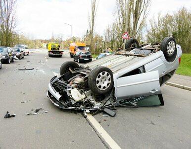 """Tak Polacy giną na drogach. """"Auto przeleciało kilkadziesiąt metrów...."""