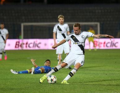 NA ŻYWO: Legia Warszawa - FK Kukesi