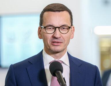 Premier Morawiecki: Sednem planu są jak najwyższe zarobki. Chcemy dać...
