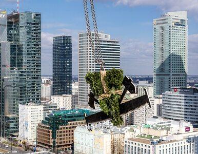 Środkowy budynek Varso Place osiągnął finalną wysokość. Powstanie w nim...