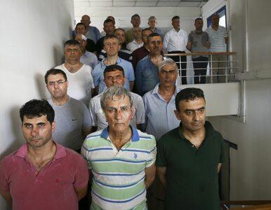 Zamach stanu w Turcji. 99 generałów usłyszało zarzuty