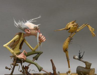 """Film """"Pinocchio"""" Guillermo del Toro pojawi się na Netfliksie. Znamy obsadę"""
