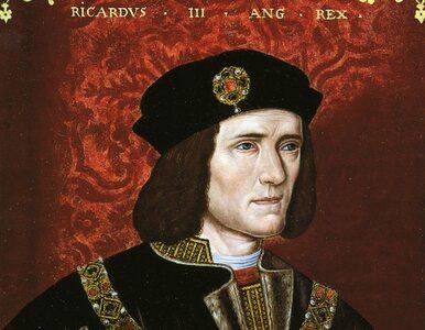 Anglicy pochowali króla