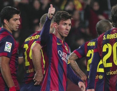 Barcelona rozbiła Cordobę 8:0