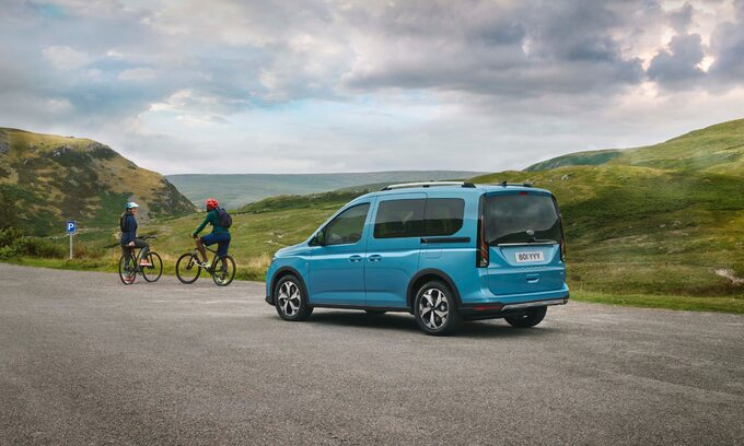 Nowy Ford Turneo Connect
