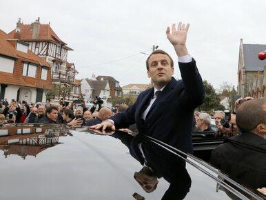 """Ze świata płyną gratulacje dla Macrona. Juncker życzy """"wszystkiego..."""