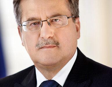 Komorowski: Polska jest jedna. Suwerenna, bezpieczna, szanowana