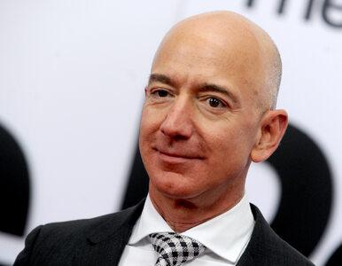 Jeff Bezos nie jest już prezesem Amazona, ale nie raz jeszcze o nim...
