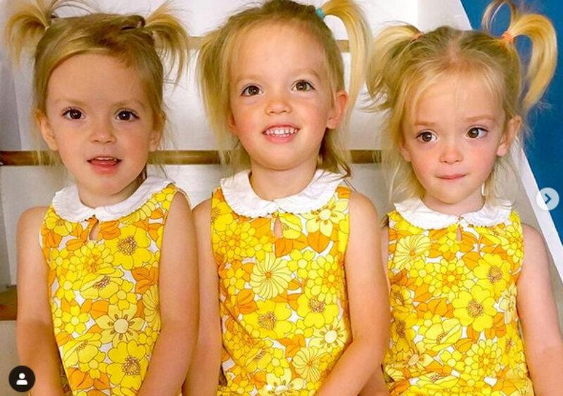 Bertie, Amelia i Etta