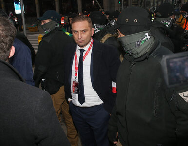 Groźby w kierunku szefa Straży Narodowej Roberta Bąkiewicza. WP:...
