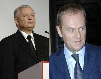 Tusk o debacie: Tylko twarzą w twarz. Kaczyński: Premier panicznie boi...