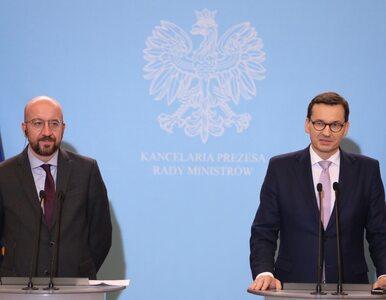 """Premier Morawiecki spotkał się z następcą Donalda Tuska. """"Będziemy..."""