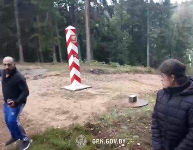 """Przy granicy znaleziono zwłoki trzech osób. """"Białoruska propaganda..."""